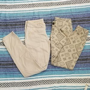 Jolt cargo pants bundle